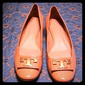 Tory Burch shoes.